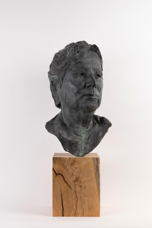 2018 Annart portret George brons (2)