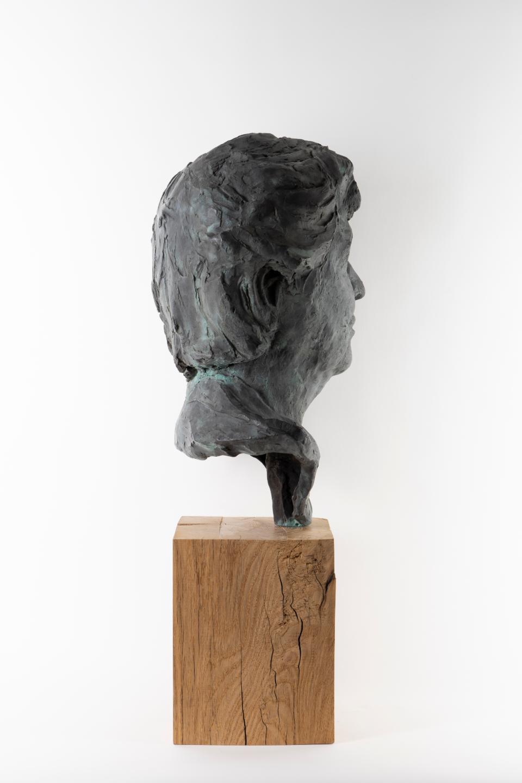 2018 Annart portret George brons (20)