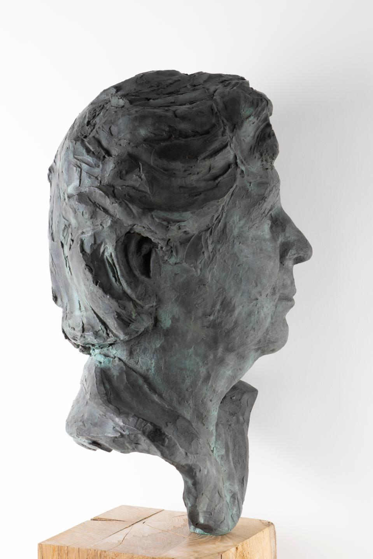 2018 Annart portret George brons (22)