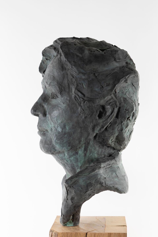 2018 Annart portret George brons (24)
