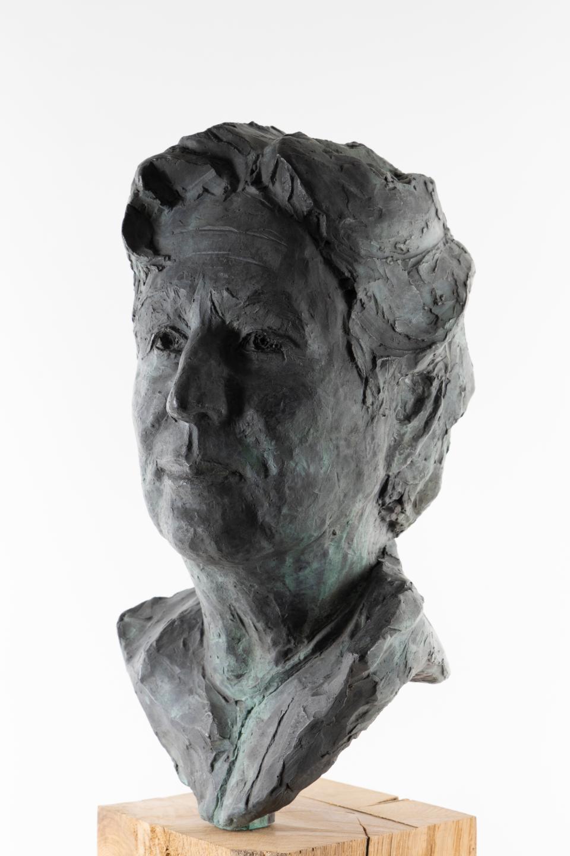 2018 Annart portret George brons (27)