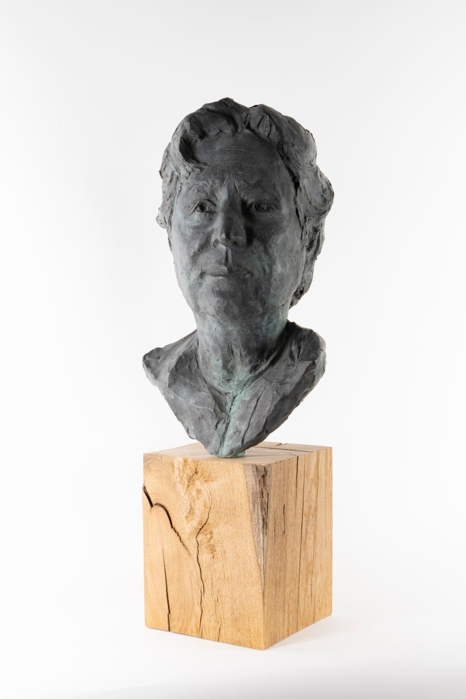 2018 Annart portret George brons (30)
